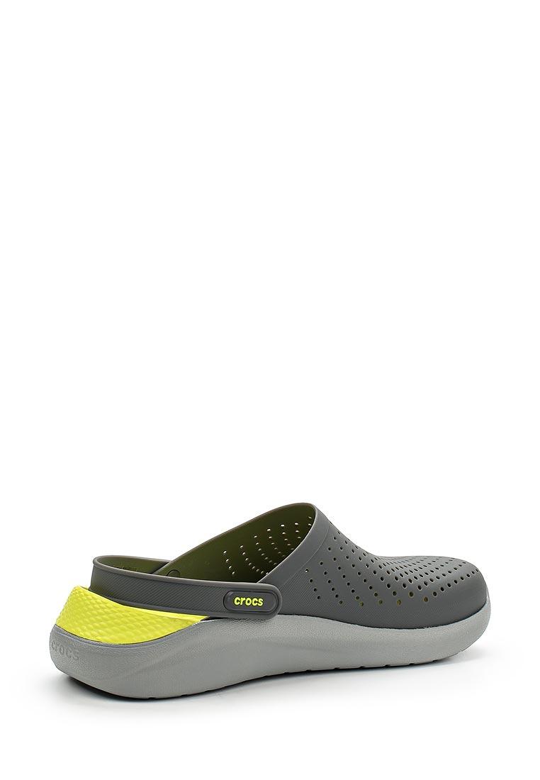 Женская резиновая обувь Crocs (Крокс) 204592-0DV