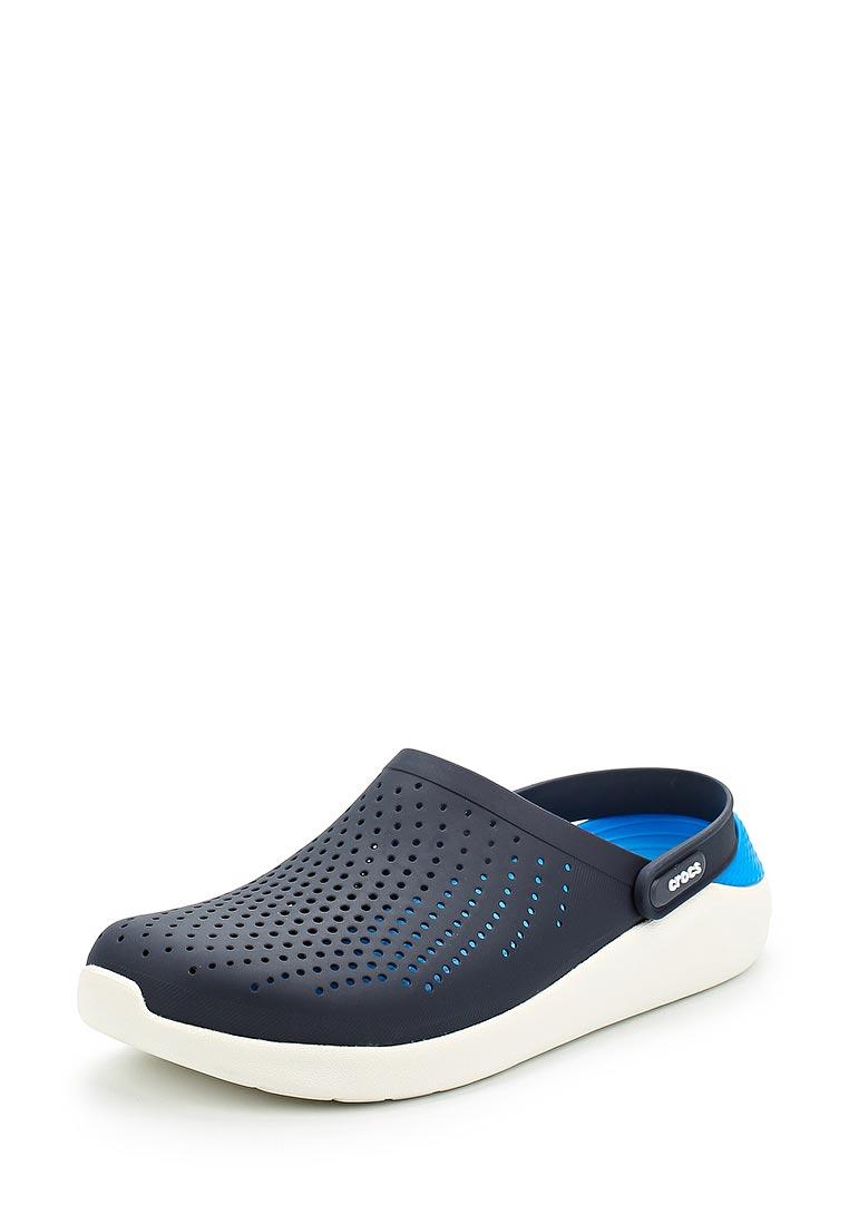 Женская резиновая обувь Crocs (Крокс) 204592-462