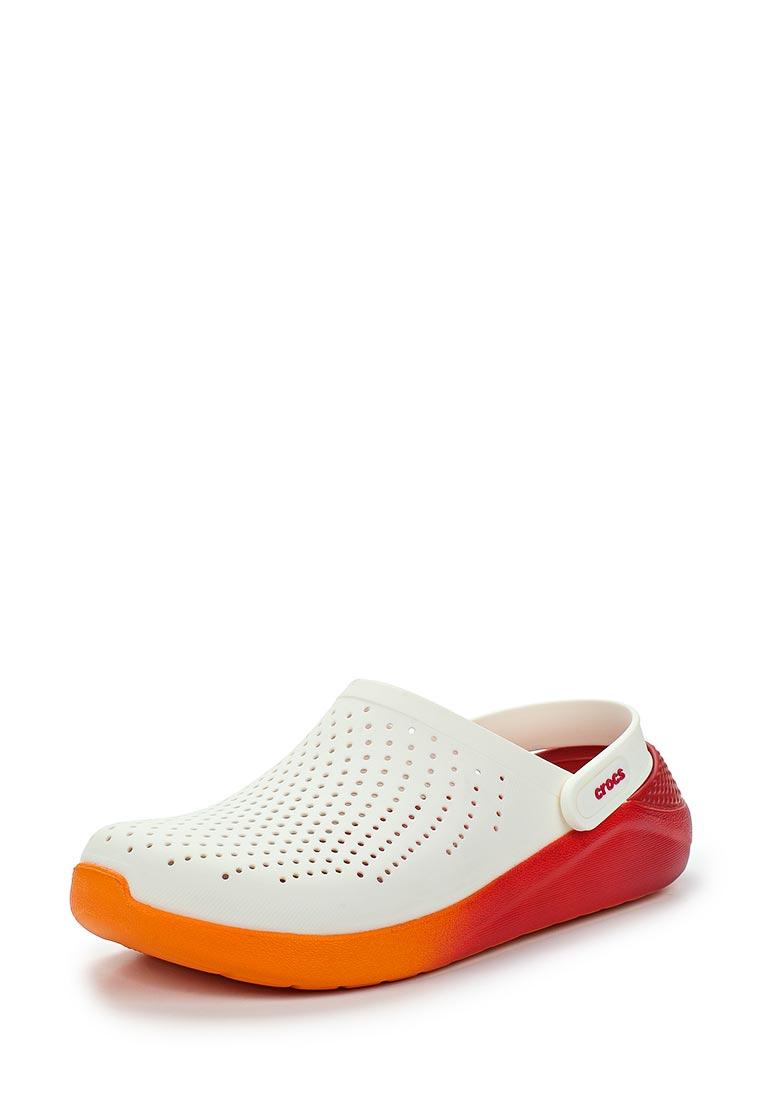Женская резиновая обувь Crocs (Крокс) 205070-127