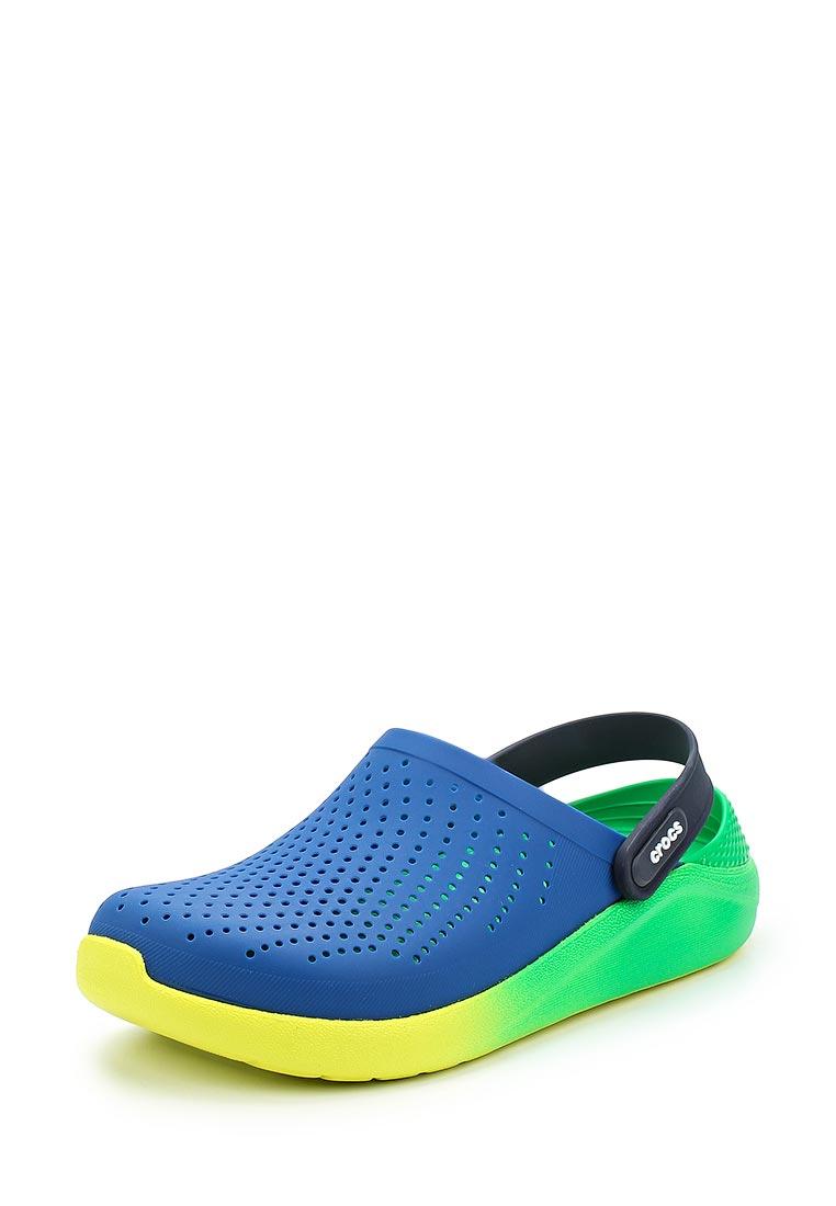 Женская резиновая обувь Crocs (Крокс) 205070-47O