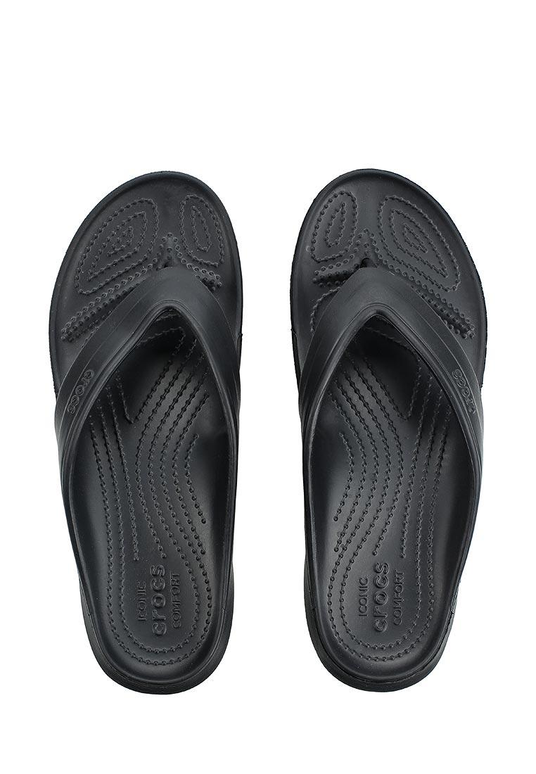 Мужские сланцы Crocs (Крокс) 202635-001