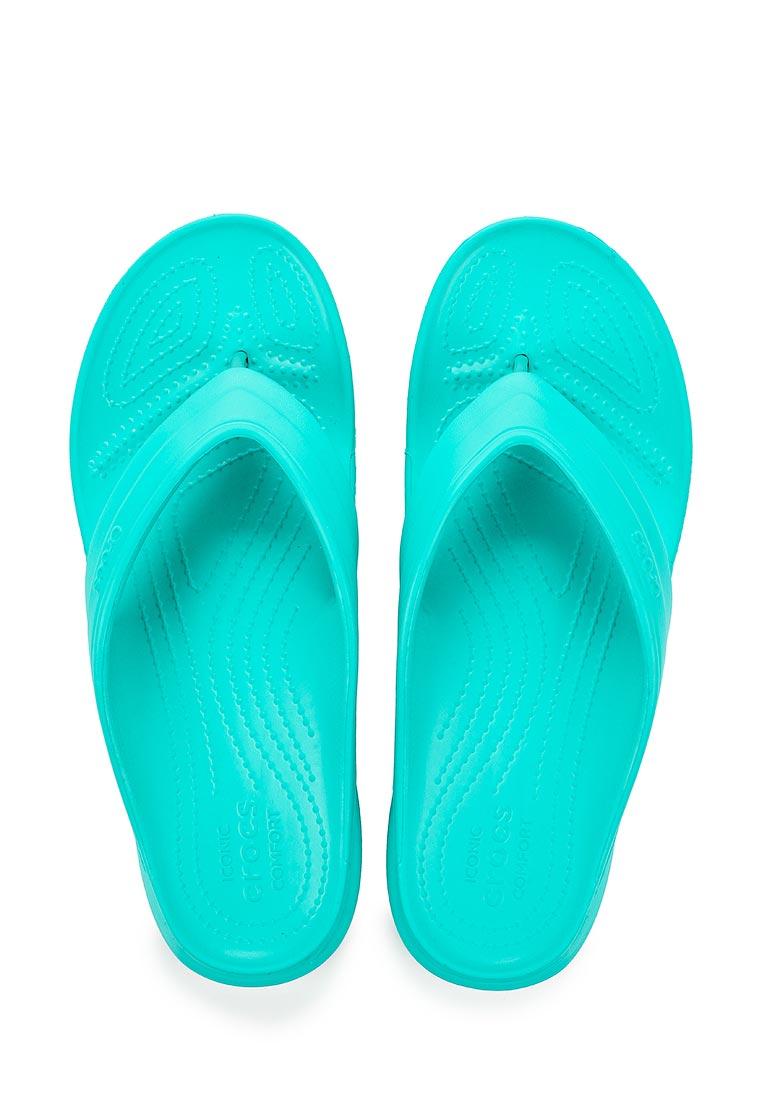 Мужские сланцы Crocs (Крокс) 202635-3N9