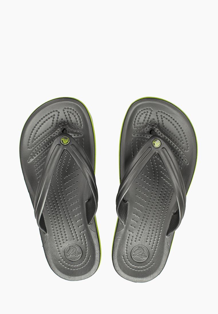 Мужские сланцы Crocs (Крокс) 11033-0A1