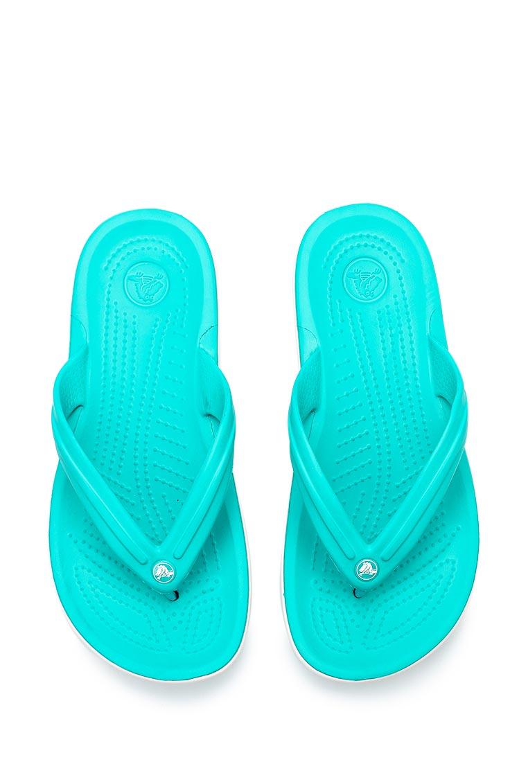 Мужские сланцы Crocs (Крокс) 11033-38O