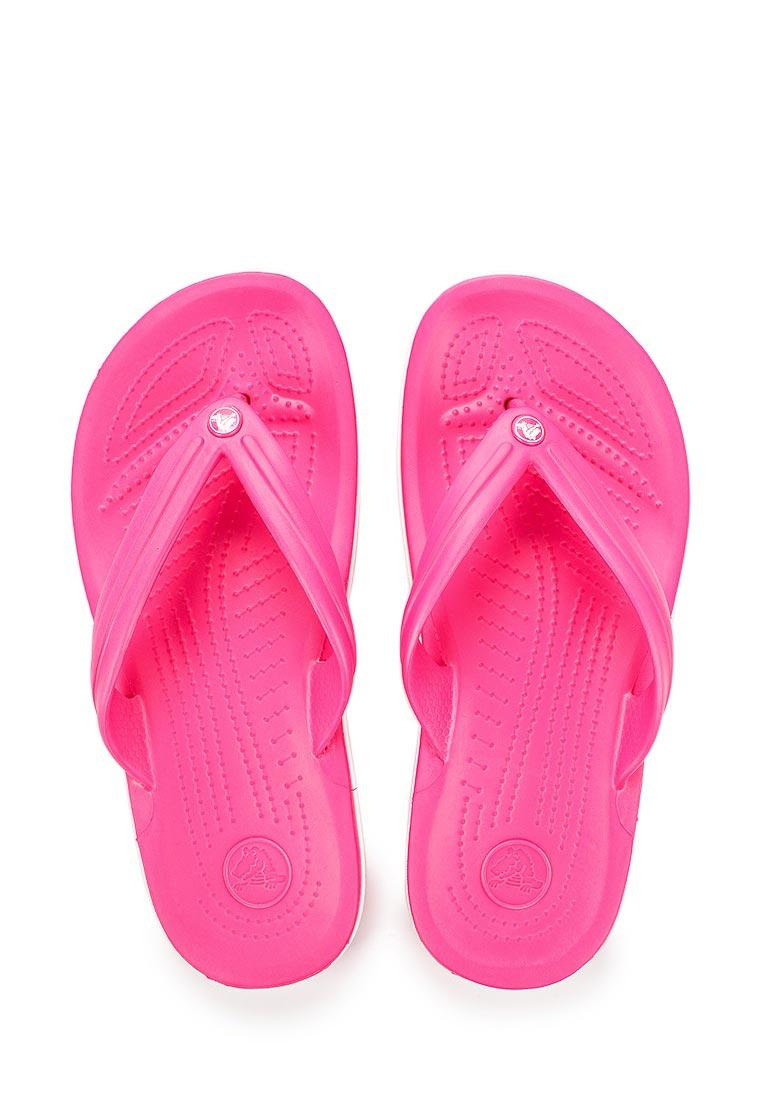 Мужские сланцы Crocs (Крокс) 11033-6NR