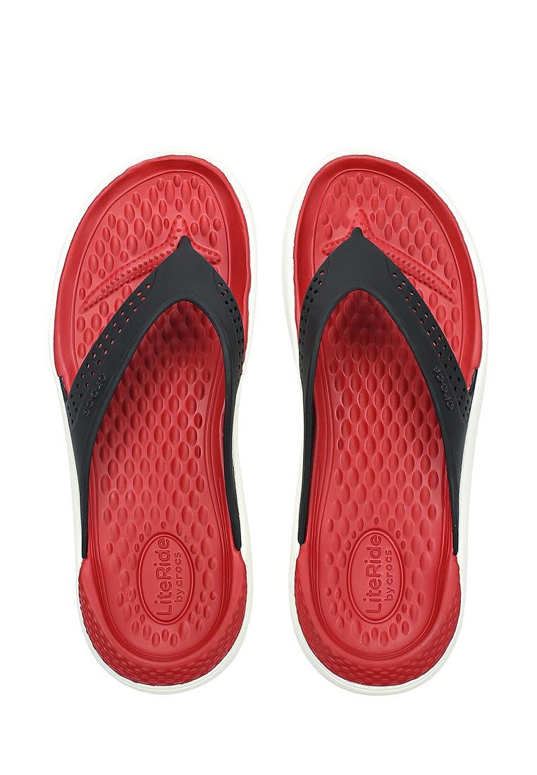 Мужские сланцы Crocs (Крокс) 205182-066
