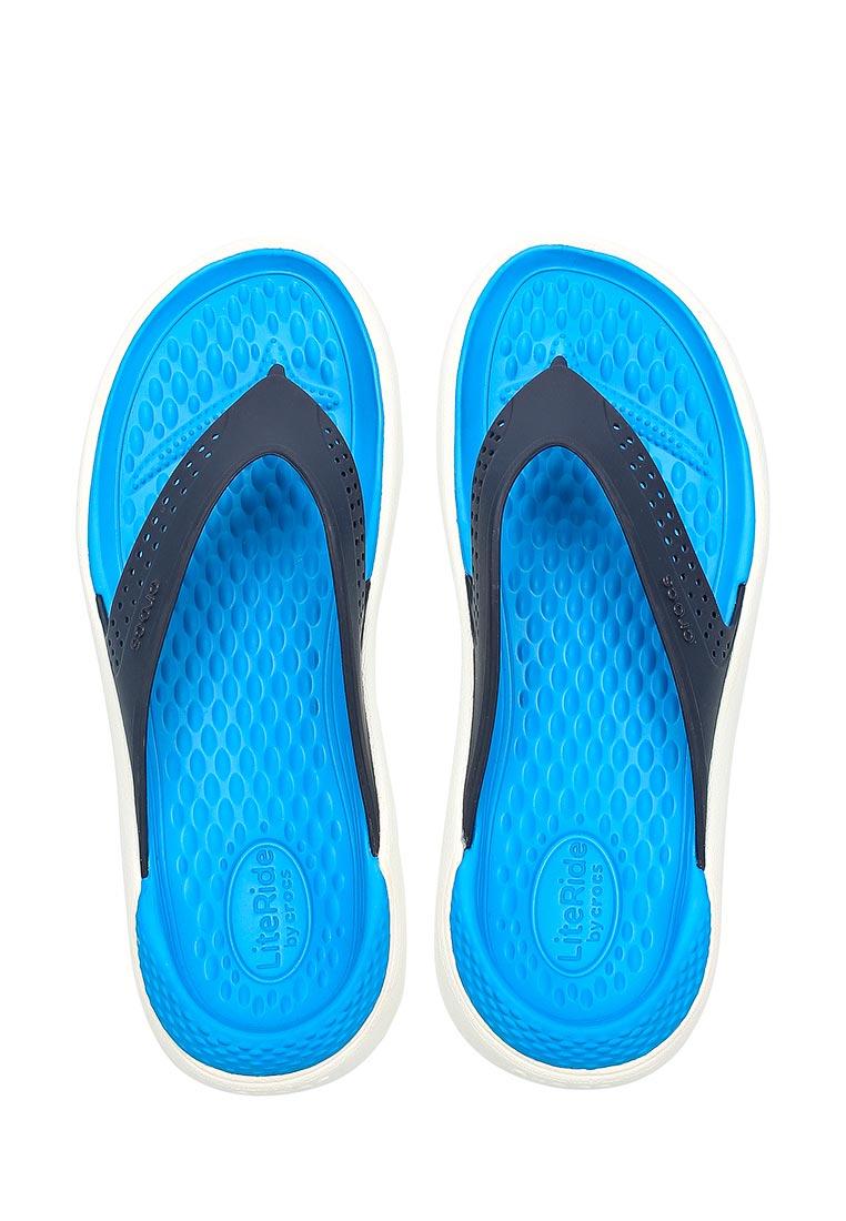 Мужские сланцы Crocs (Крокс) 205182-462