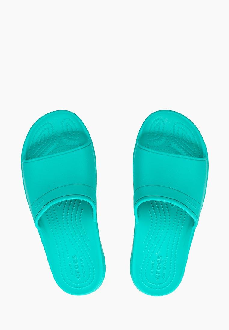 Мужские сланцы Crocs (Крокс) 204067-3N9