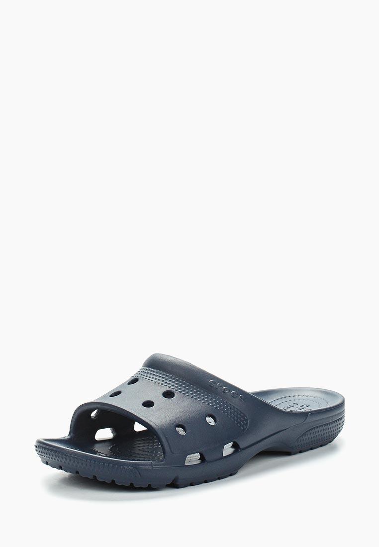 Мужские сланцы Crocs (Крокс) 205315-410