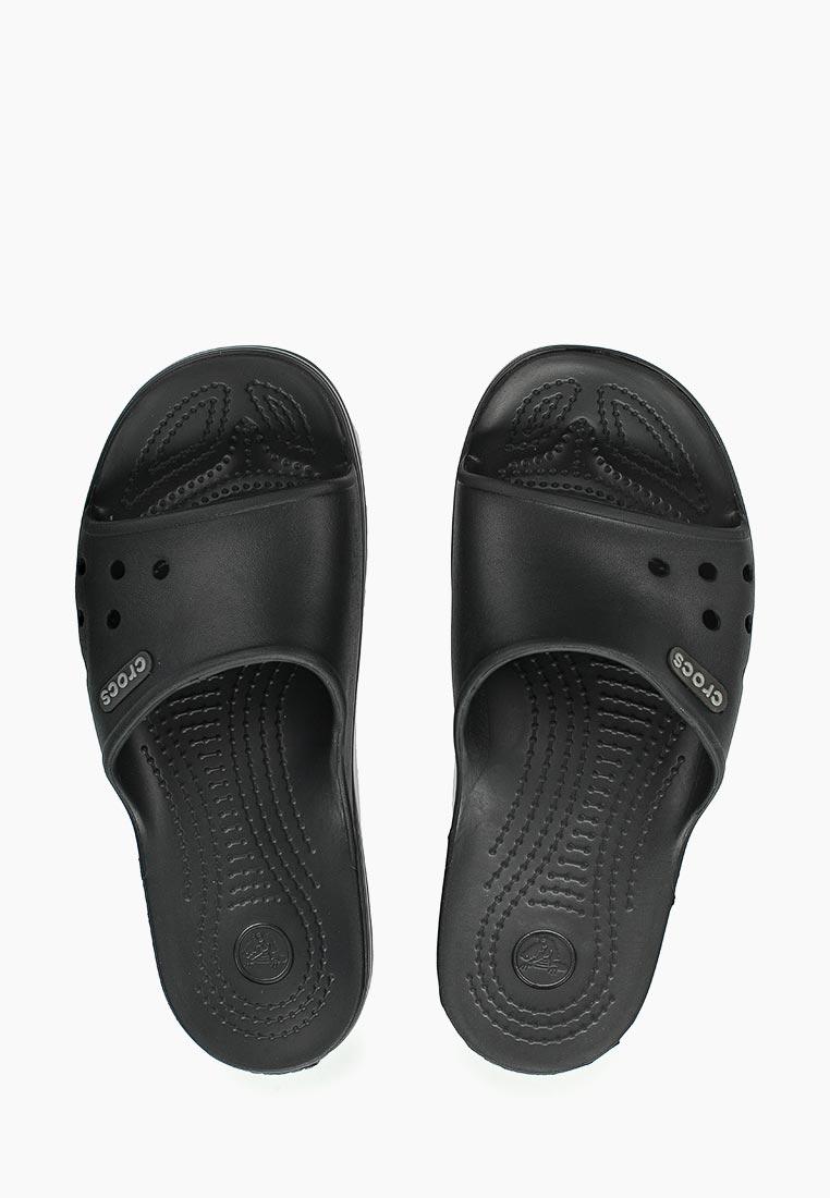 Мужские сланцы Crocs (Крокс) 204108-02S