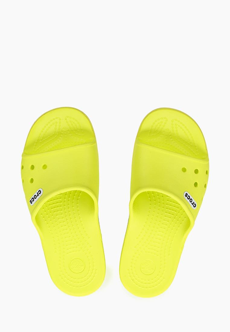 Женские сланцы Crocs (Крокс) 204108-38L