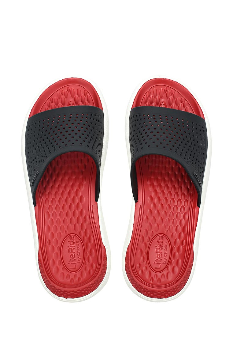 Мужские сланцы Crocs (Крокс) 205183-066