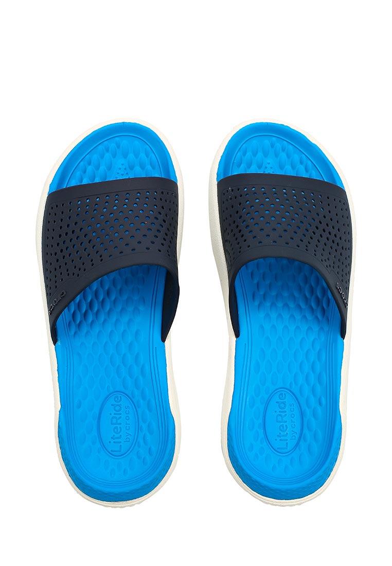 Мужские сланцы Crocs (Крокс) 205183-462