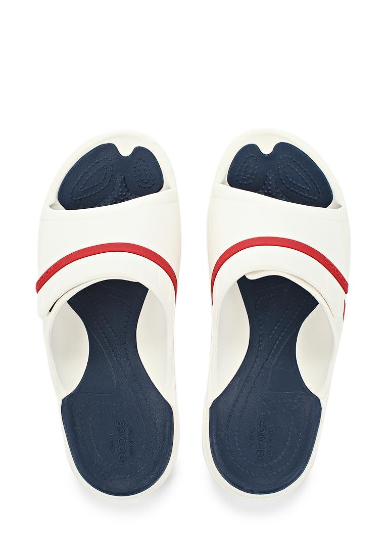Мужские сланцы Crocs (Крокс) 204144-1C3