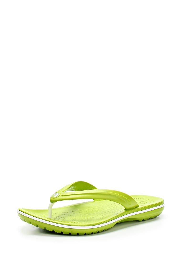 Мужские сланцы Crocs (Крокс) 11033-394