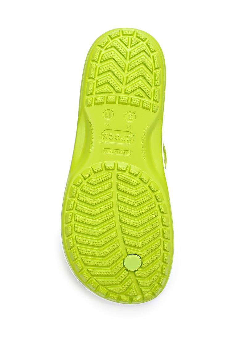 Женские сланцы Crocs (Крокс) 11033-394