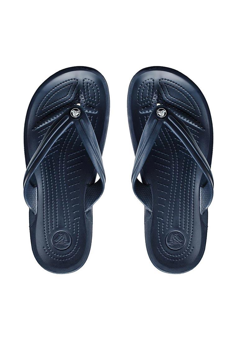 Женские сланцы Crocs (Крокс) 11033-410