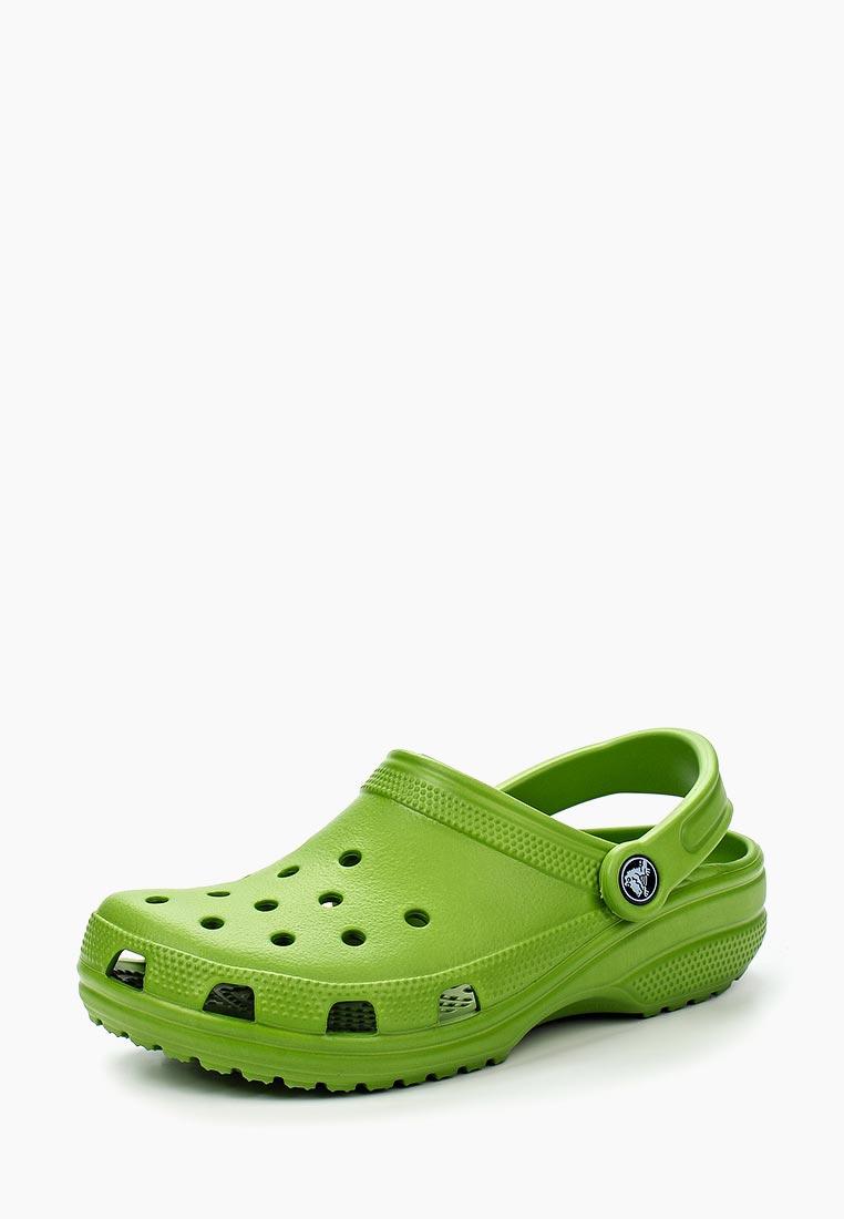 Женская резиновая обувь Crocs (Крокс) 10001-373