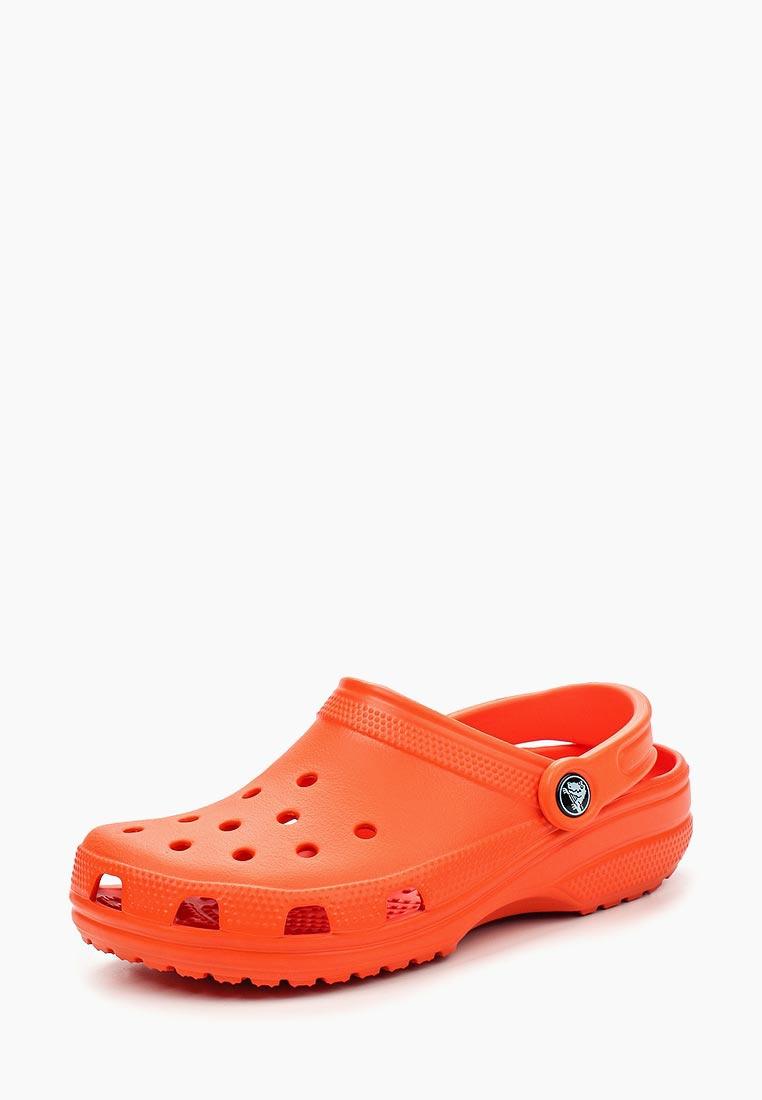Мужская резиновая обувь Crocs (Крокс) 10001-817