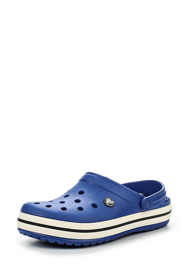 Женские сабо Crocs (Крокс) 11016-4BE