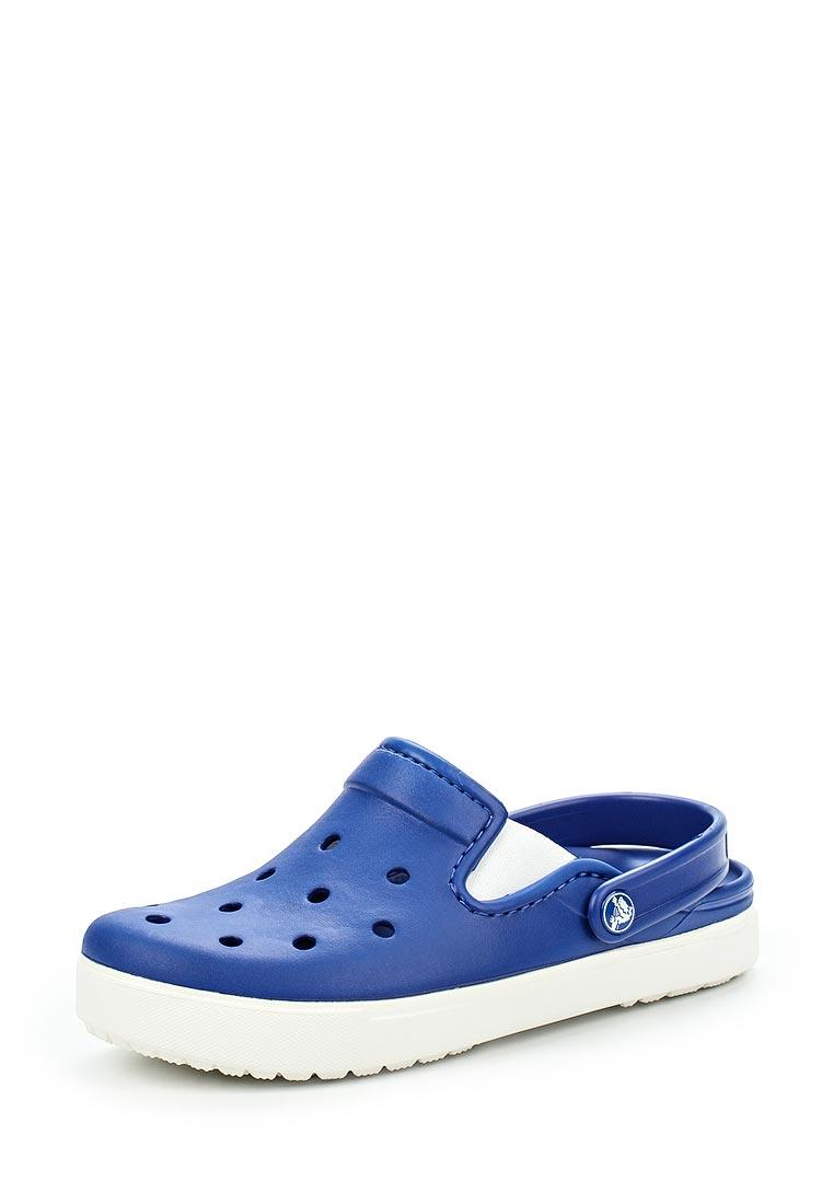 Женская резиновая обувь Crocs (Крокс) 201831-4AG