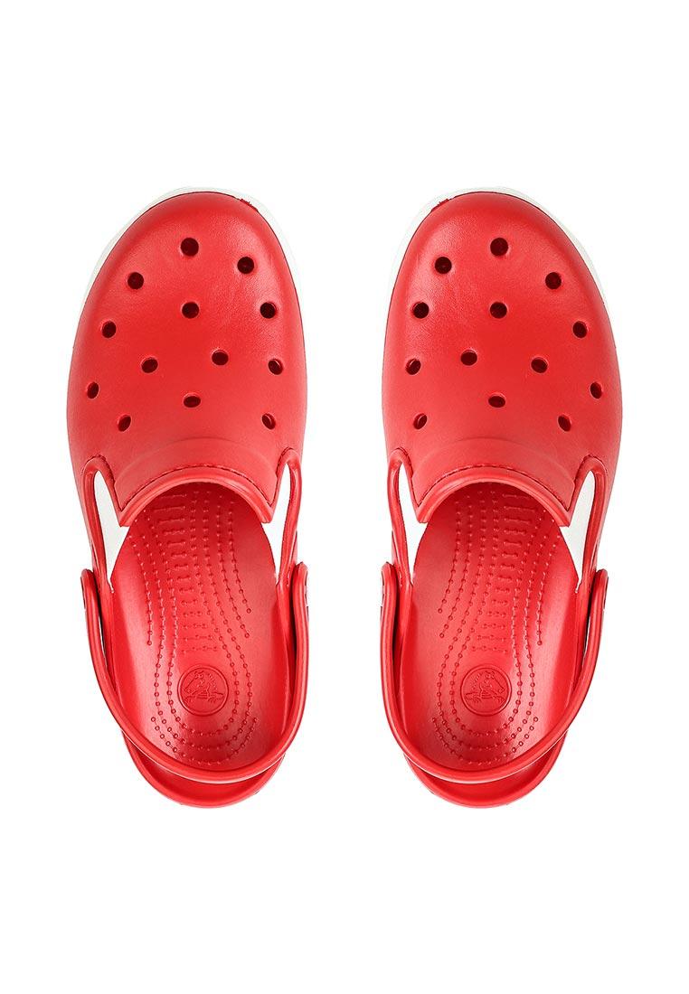 Мужские сланцы Crocs (Крокс) 201831-884