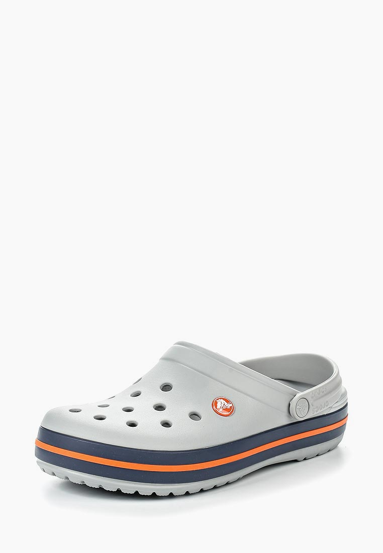 Мужская резиновая обувь Crocs (Крокс) 11016-01U