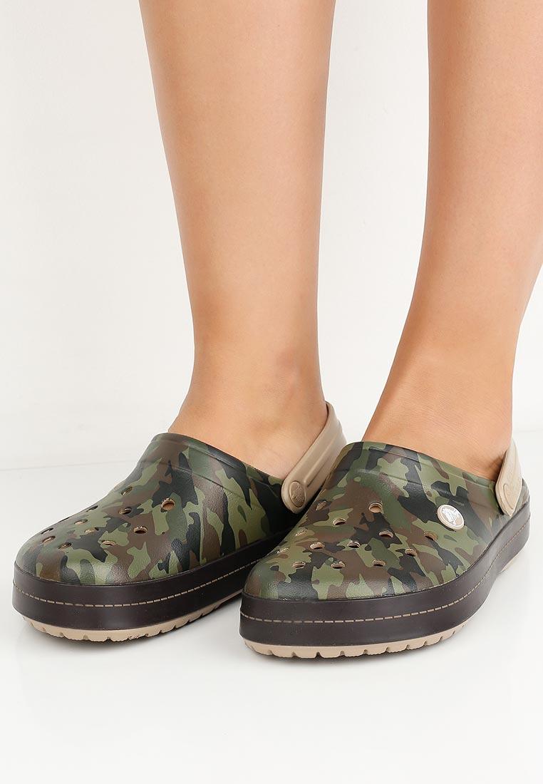 Женские сланцы Crocs (Крокс) 204091-2G9