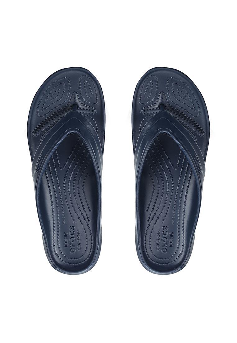 Женские сланцы Crocs (Крокс) 202635-410