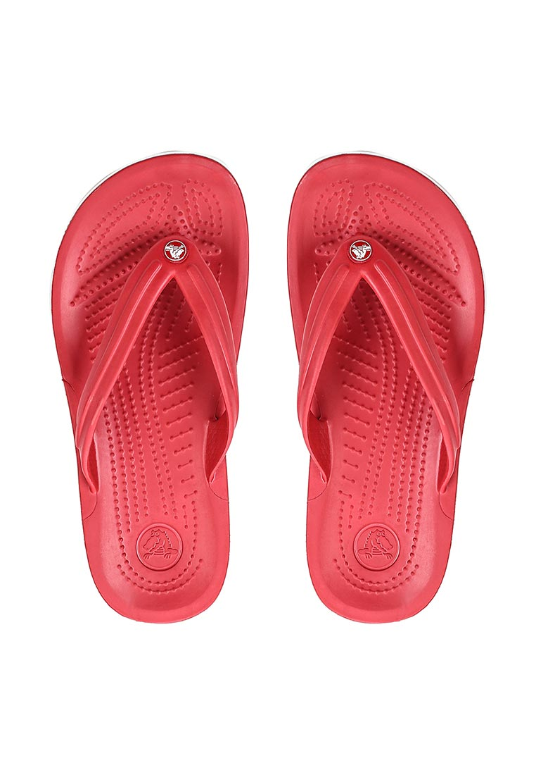 Женские сланцы Crocs (Крокс) 11033-6FT