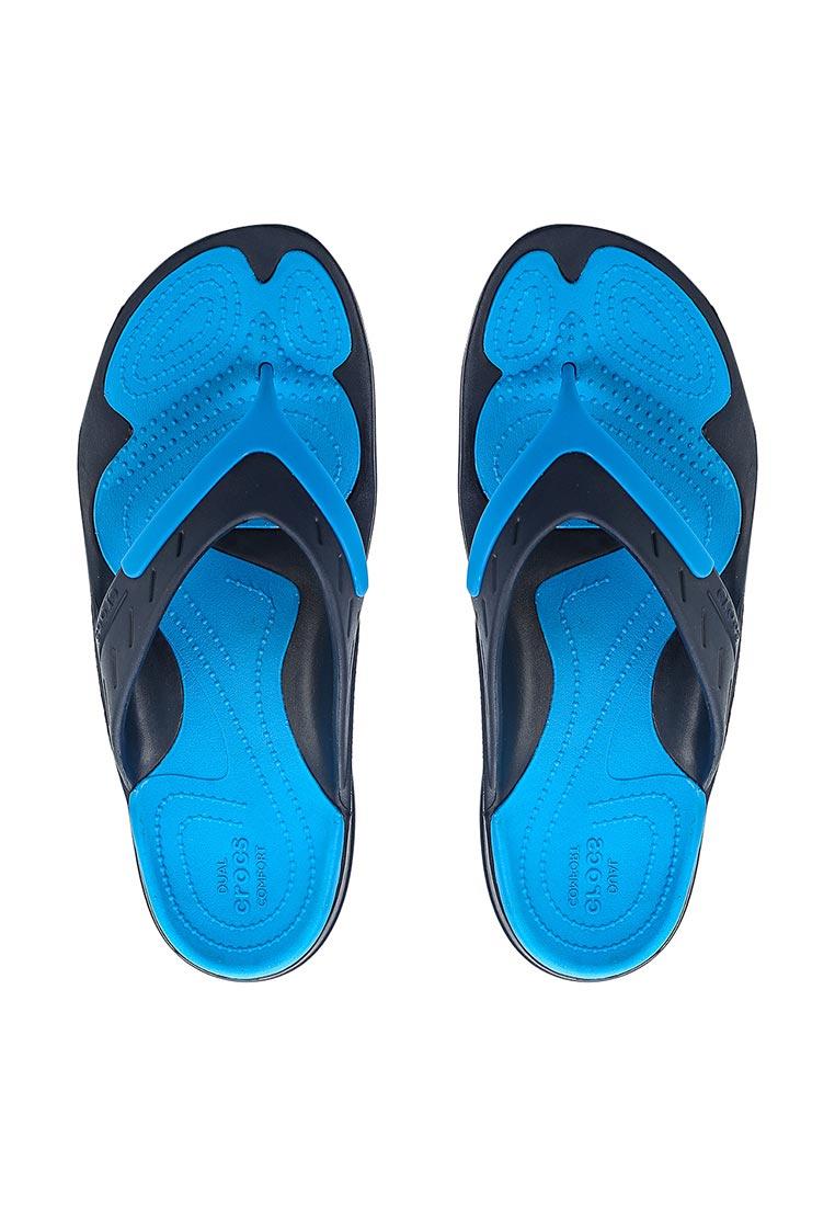 Женские сланцы Crocs (Крокс) 202636-49T