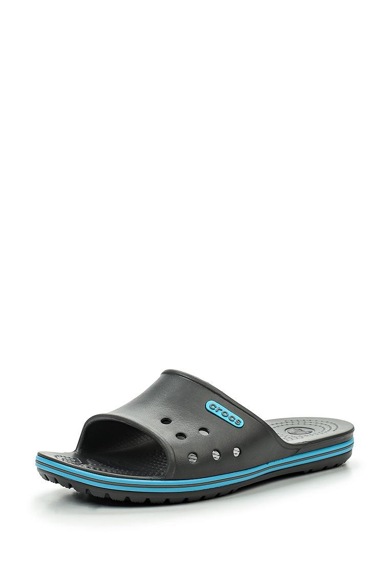 Женские сланцы Crocs (Крокс) 204108-04E