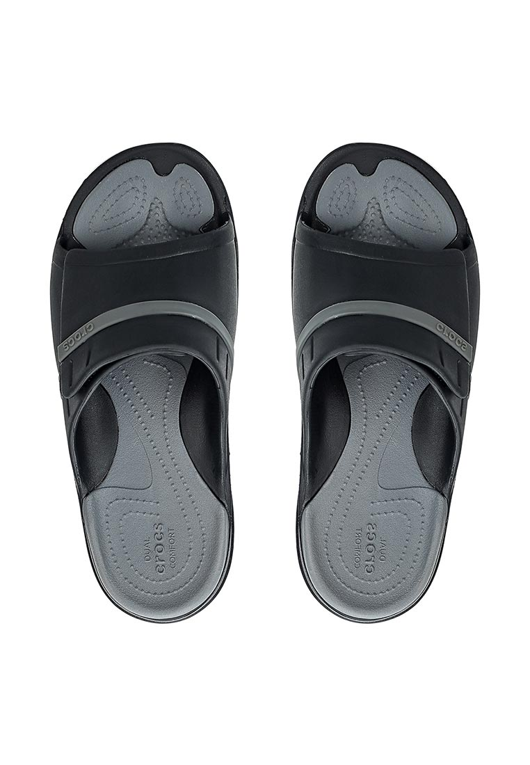 Женские сланцы Crocs (Крокс) 204144-02S