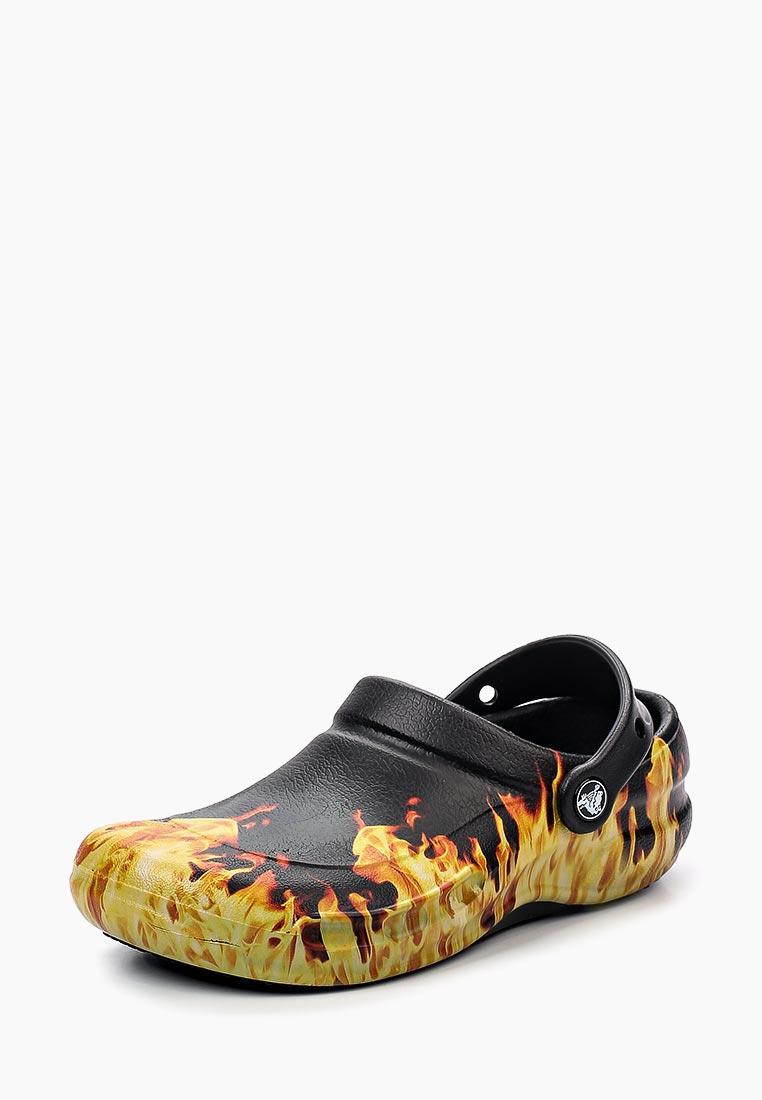 Женская резиновая обувь Crocs (Крокс) 204044-001