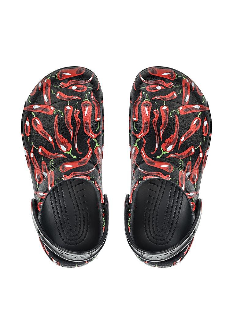 Женская резиновая обувь Crocs (Крокс) 204283-001