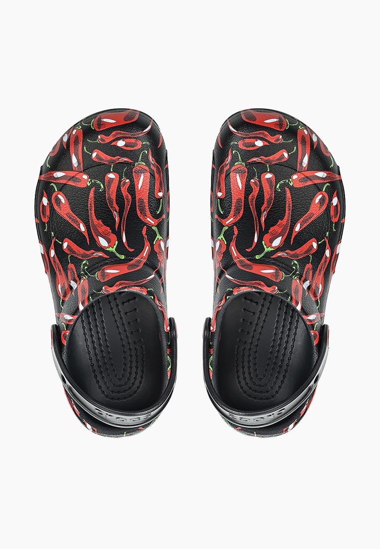 Женская резиновая обувь Crocs (Крокс) 204283-001: изображение 1