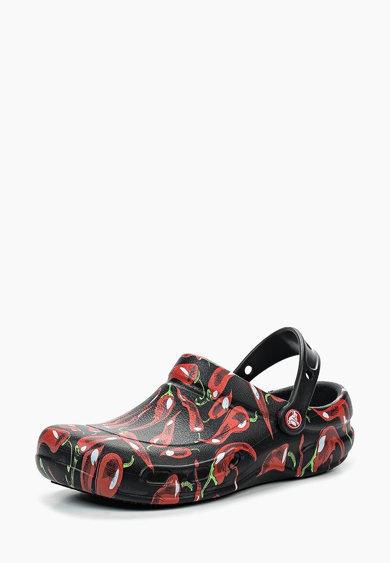Женская резиновая обувь Crocs (Крокс) 204283-001: изображение 2