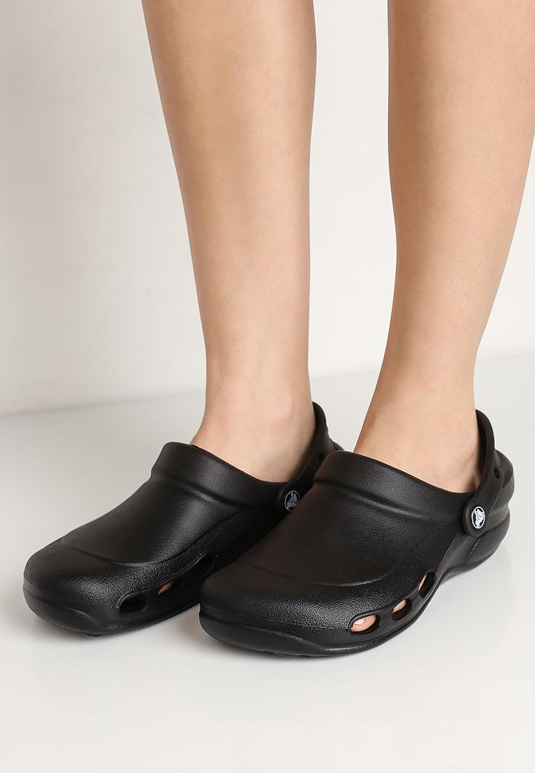 Мужские сланцы Crocs (Крокс) 10074-001