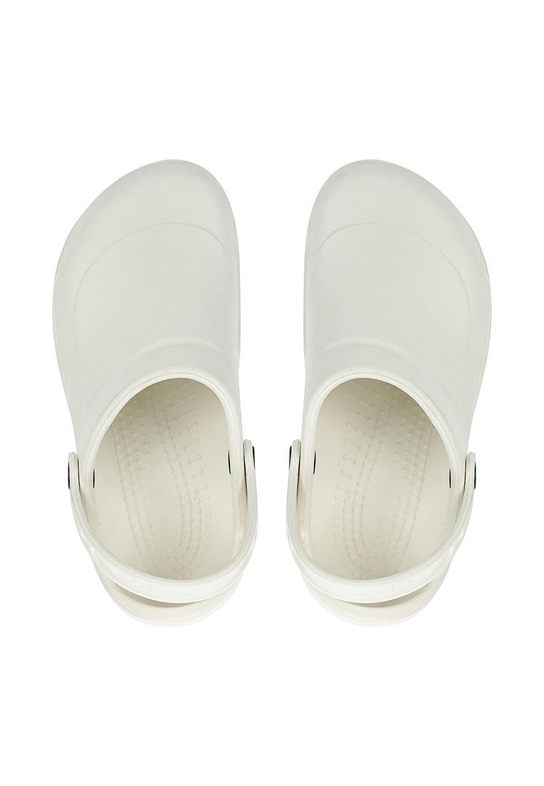 Женские сланцы Crocs (Крокс) 10075-100