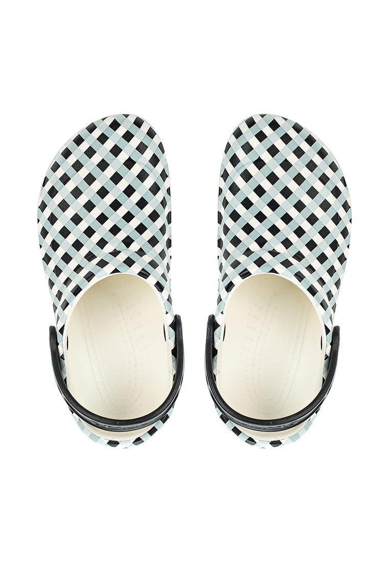 Мужские сланцы Crocs (Крокс) 204284-100