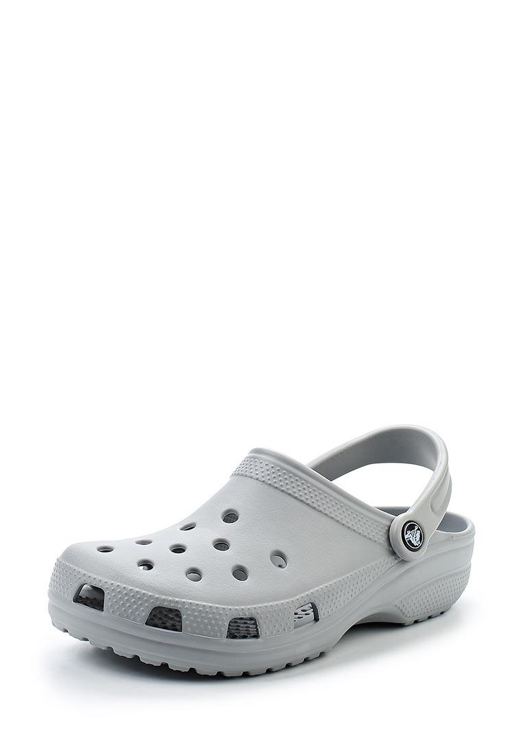 Женская резиновая обувь Crocs (Крокс) 10001-007