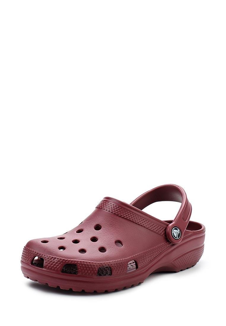 Женские сланцы Crocs (Крокс) 10001-612