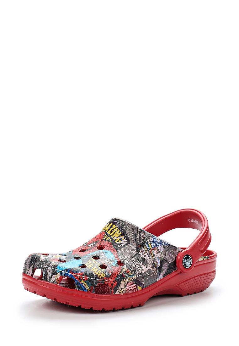 Мужские сланцы Crocs (Крокс) 204372-90H