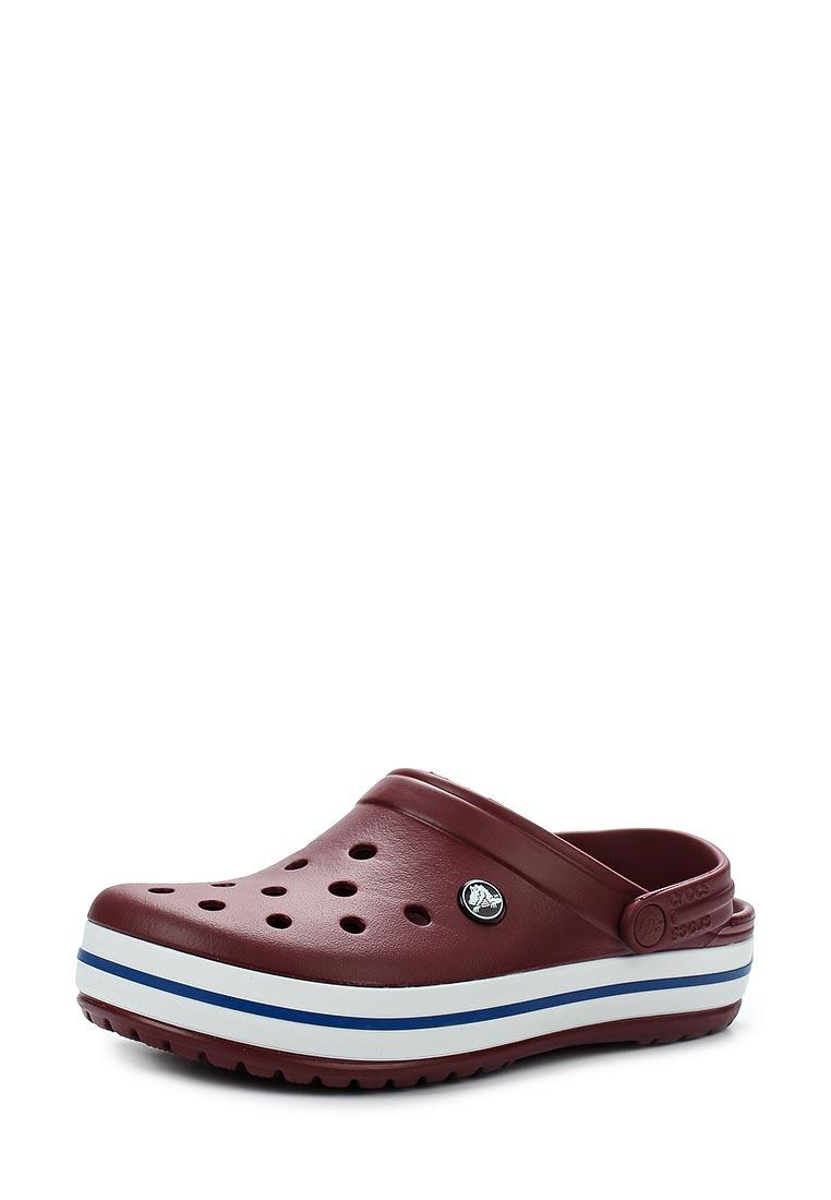 Женские сланцы Crocs (Крокс) 11016-6MS