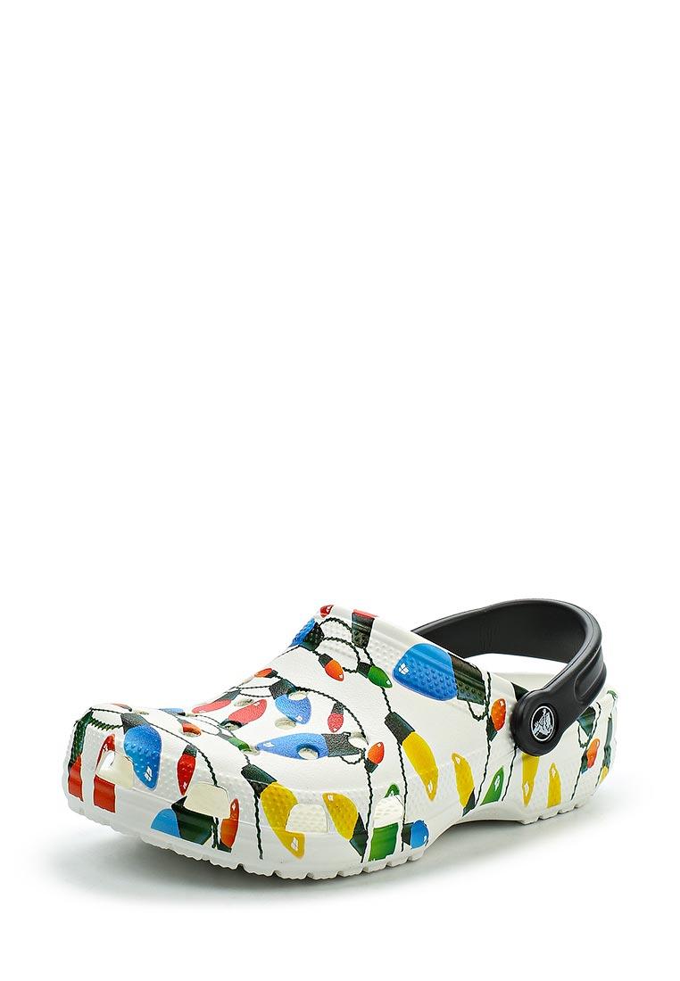 Женская резиновая обувь Crocs (Крокс) 204646-100