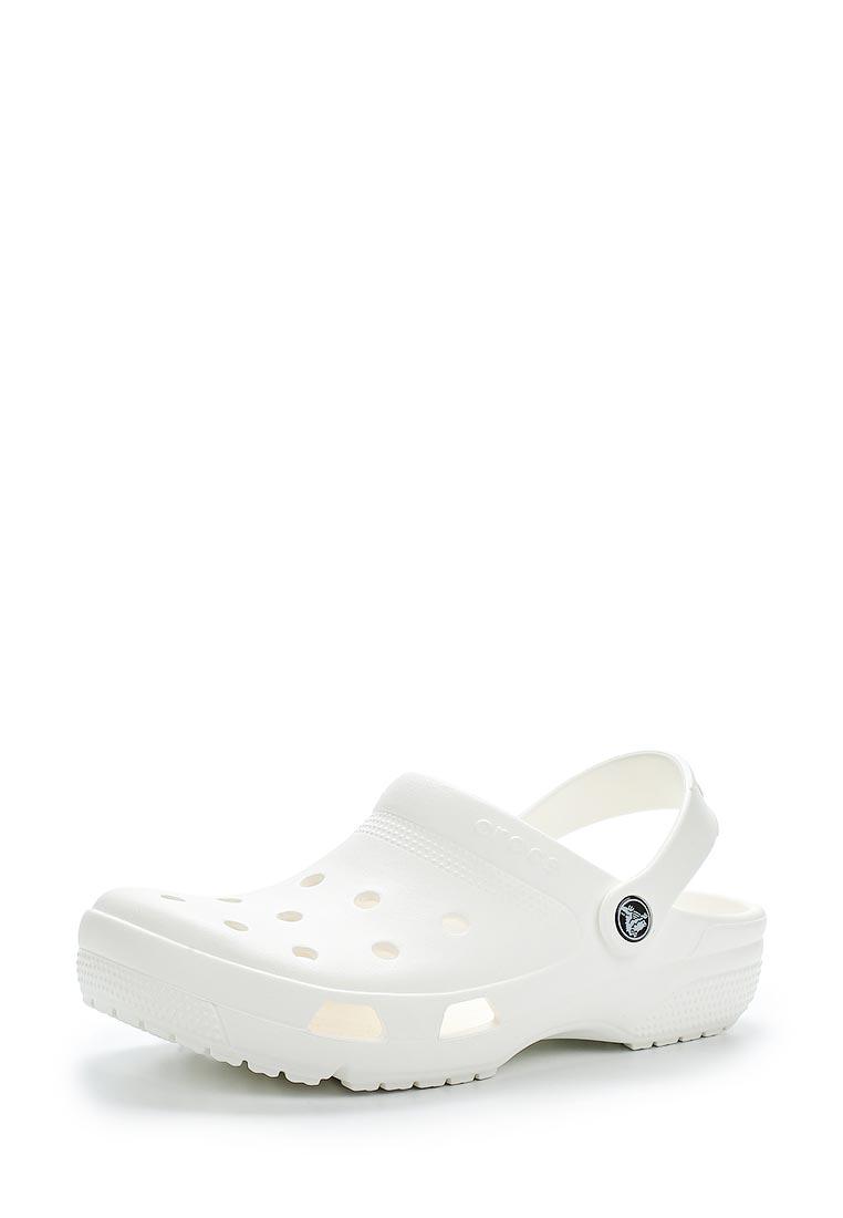 Мужские сланцы Crocs (Крокс) 204151-100