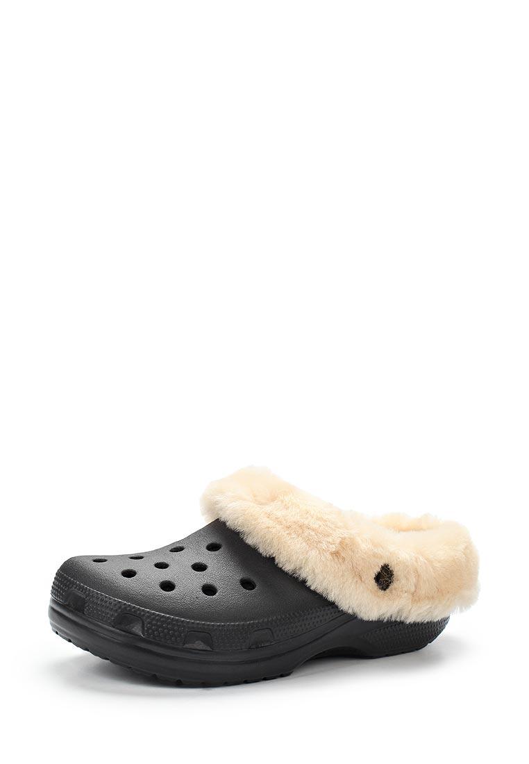 Женская резиновая обувь Crocs (Крокс) 204211-001