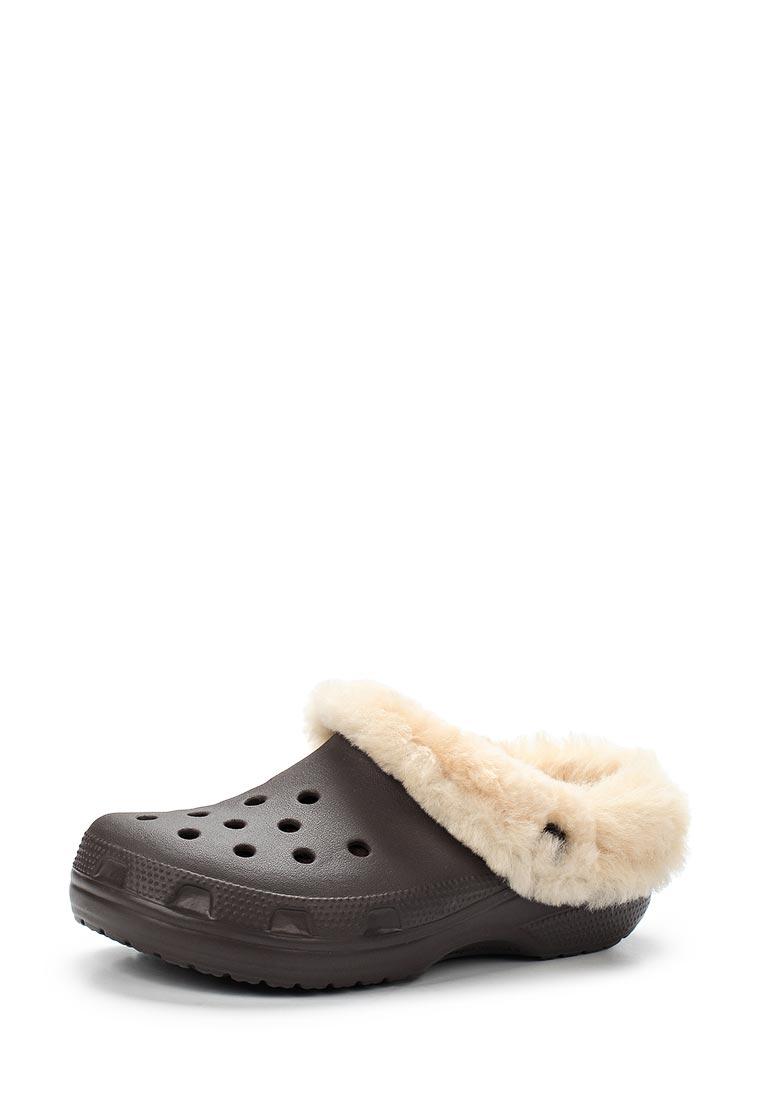 Женская резиновая обувь Crocs (Крокс) 204211-206