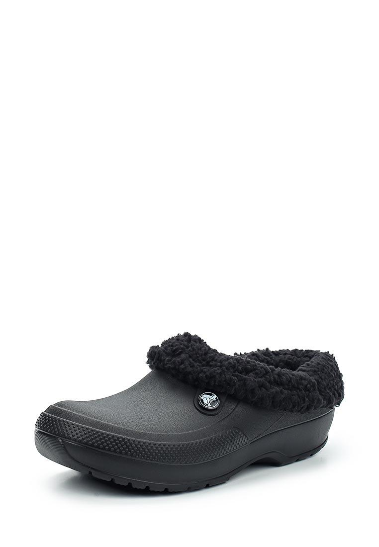 Женская резиновая обувь Crocs (Крокс) 204563-060