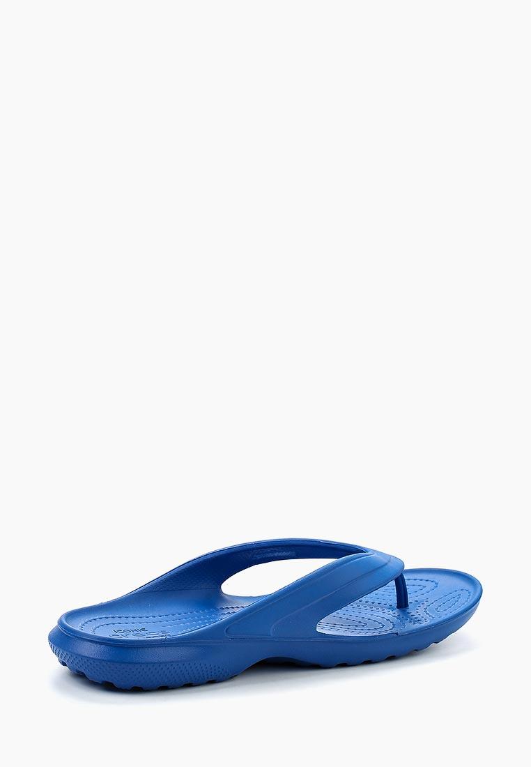 Женские сланцы Crocs (Крокс) 202635-4GX: изображение 2